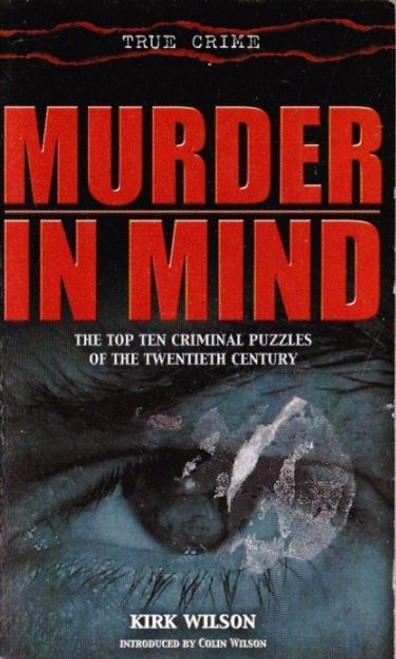Wilson, Kirk / Murder in Mind