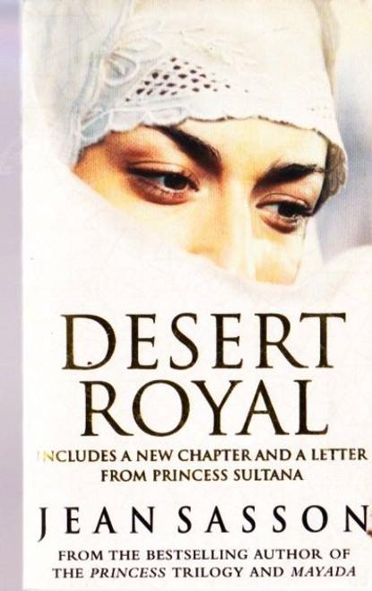 Sasson, Jean / Desert Royal