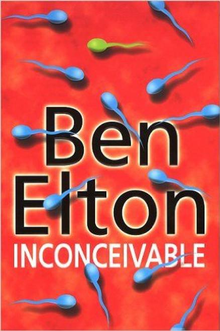 Elton, Ben / Inconceivable (Large Paperback)