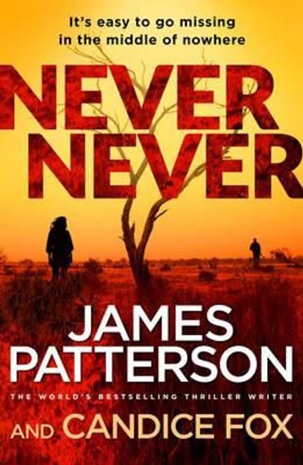 Patterson, James / Never Never (Large Paperback)