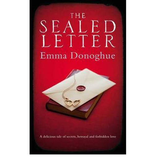 Donoghue, Emma / The Sealed Letter (Large Paperback)