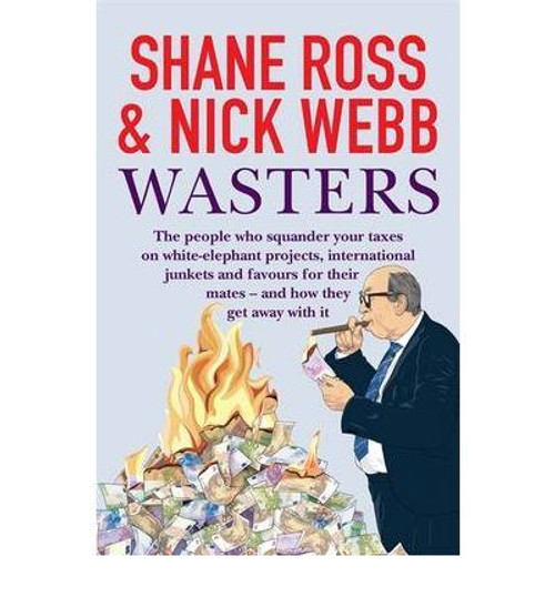 Ross, Shane / Wasters (Large Paperback)