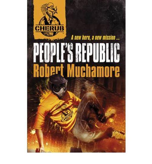 Muchamore, Robert / People's Republic (Large Paperback) ( Cherub Series Book 13 )