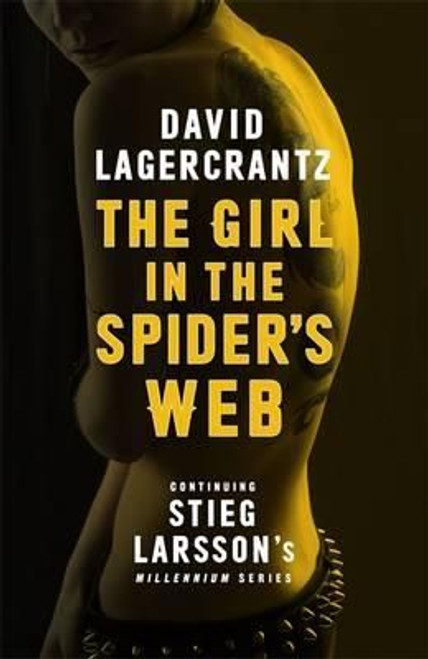 Lagercrantz, David / The Girl in the Spider's Web (Large Paperback)
