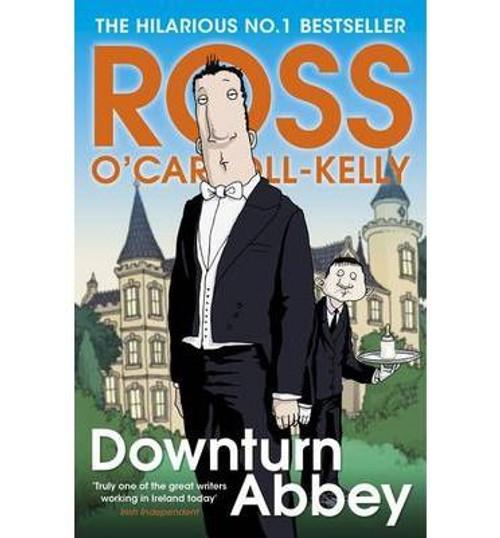 O'Carroll-Kelly, Ross / Downturn Abbey (Large Paperback)