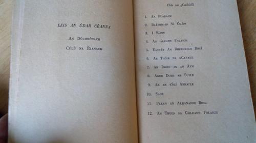 Ó Mulláin, Seán - Muiris ó Riain Creachadóir Gaeilge Paperback 1961