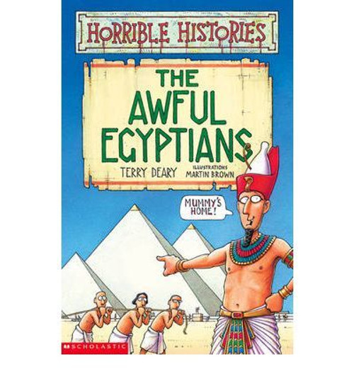 Deary, Terry / Horrible Histories: The Awful Egyptians