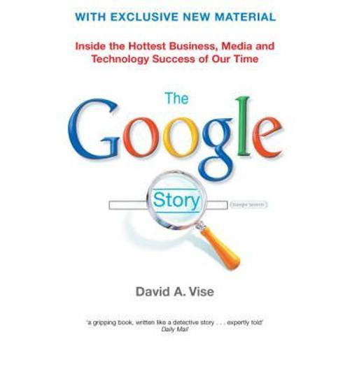 Vise, David A. / The Google Story