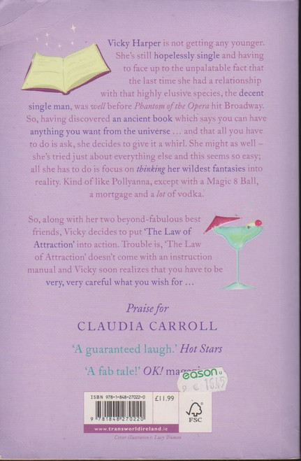 Claudia Carroll / Do You Want to Know a Secret? (Signed by the Author) Large