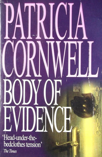 Cornwell, Patricia / Body Of Evidence