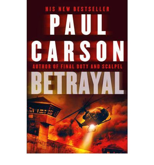 Carson, Paul / Betrayal (Large Paperback)