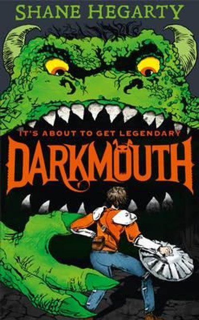 Hegarty, Shane / Darkmouth (Large Paperback) ( Darkmouth Series - Book 1 )