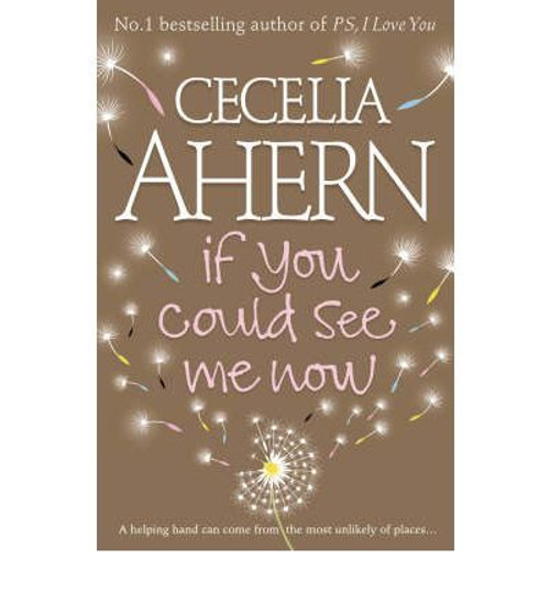 Ahern, Cecelia / If You Could See Me Now (Large Paperback)