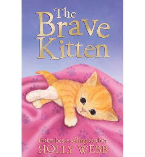 Webb, Holly / The Brave Kitten