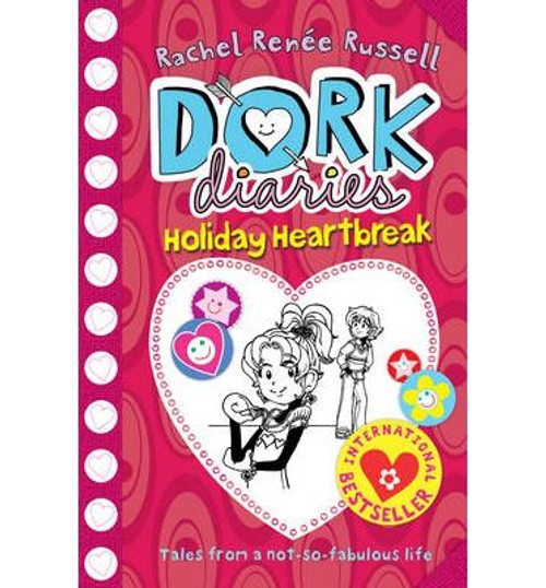 Russell, Rachel Renee / Dork Diaries: Holiday Heartbreak