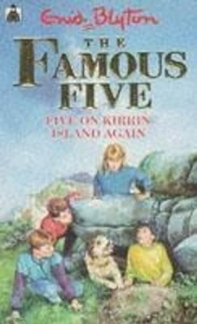 Blyton, Enid / The Famous Five, Five on Kirrin Island Again