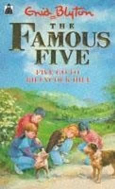 Blyton, Enid / The Famous Five, Five Go to Billycock Hill