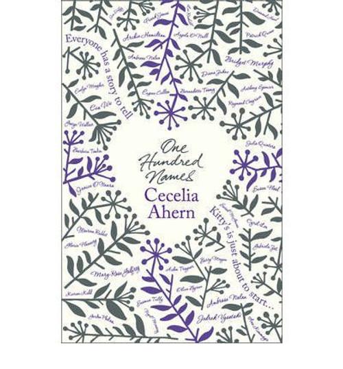 Ahern, Cecelia / One Hundred Names (Large Paperback)