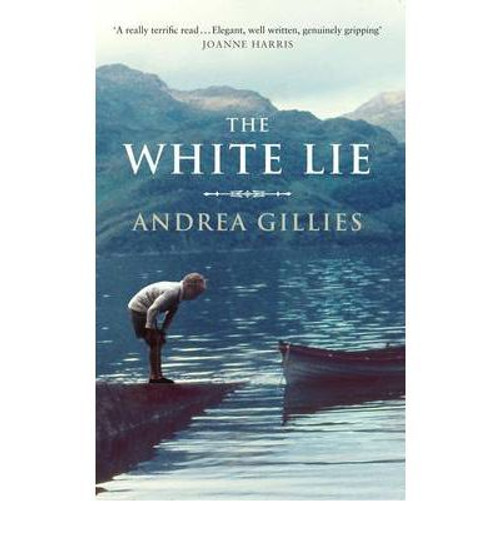 Gillies, Andrea / The White Lie (Large Paperback)