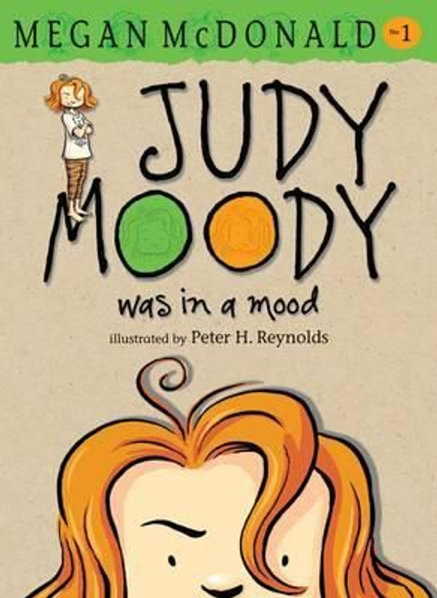 McDonald, Megan / Judy Moody was in a Mood