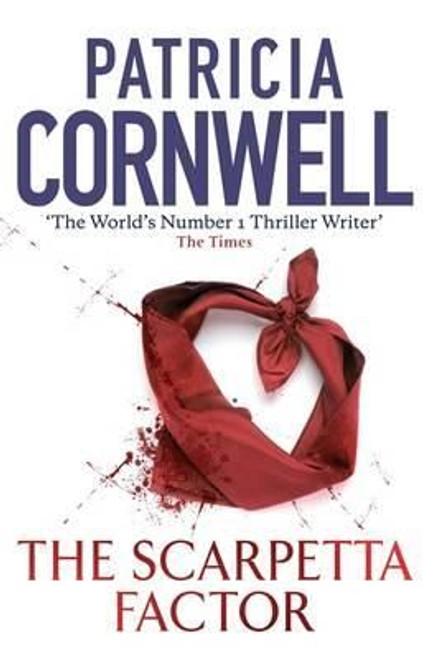 Cornwell, Patricia / The Scarpetta Factor (Large Paperback)