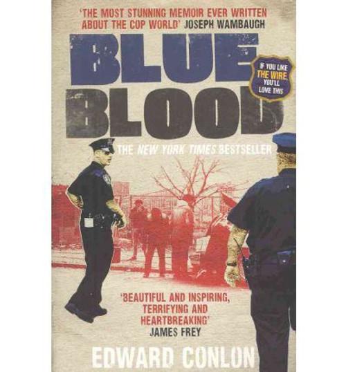 Conlon, Edward / Blue Blood (Large Paperback)