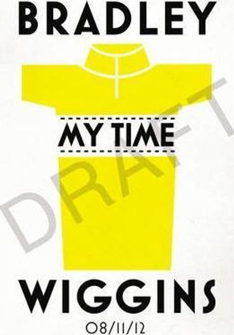 Wiggins, Bradley / Bradley Wiggins: My Time: An Autobiography (Large Paperback)