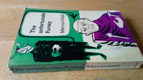 Wall, Mervyn The Unfortunate Fursey -  Paperback Edition Helicon Ireland 1965 -Fantasy Humour Satire