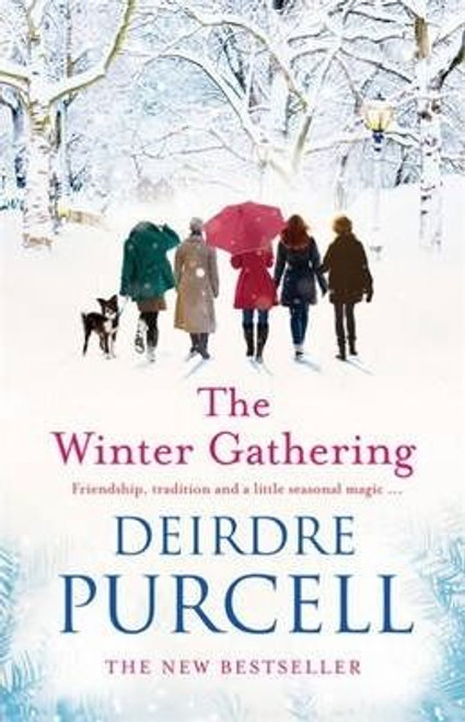 Purcell, Deirdre / The Winter Gathering (Large Paperback)