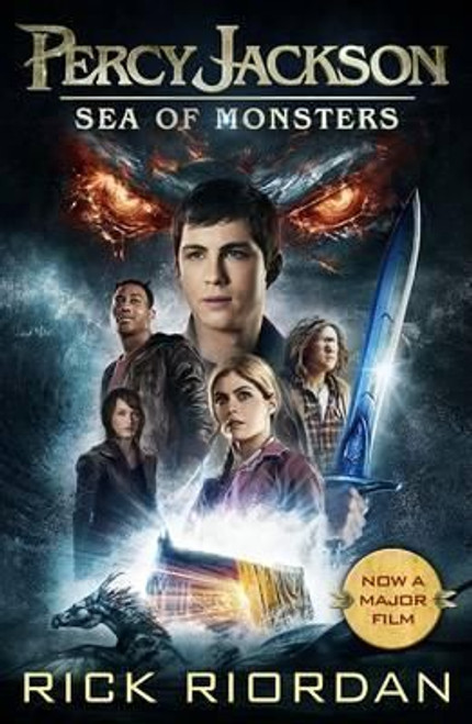 Riordan, Rick / The Sea of Monsters -(  Percy Jackson and the Olympians : Book 2 )