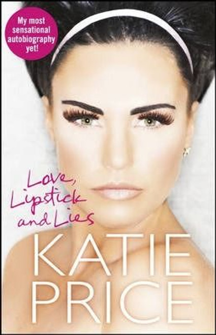 Price, Katie / Love, Lipstick and Lies (Large Paperback)