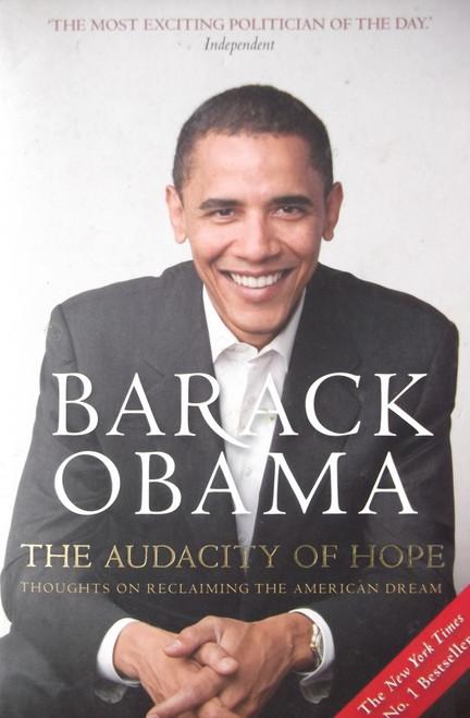 Obama, Barrack / The Audacity Of Hope