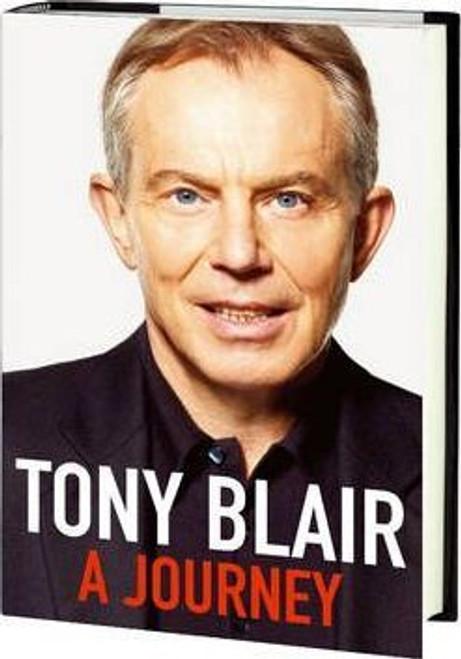 Blair, Tony / A Journey (Hardback)