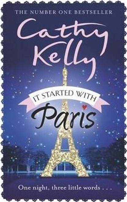 Kelly, Cathy / It Started with Paris (Hardback)
