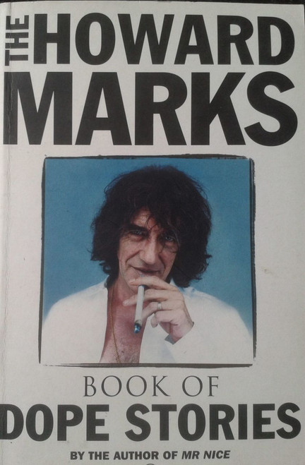 Marks, Howard / Book of Dope Stories