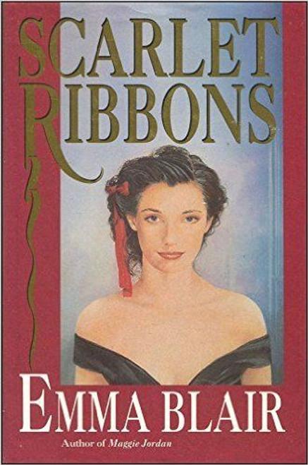 Blair, Emma / Scarlet Ribbons (Hardback)