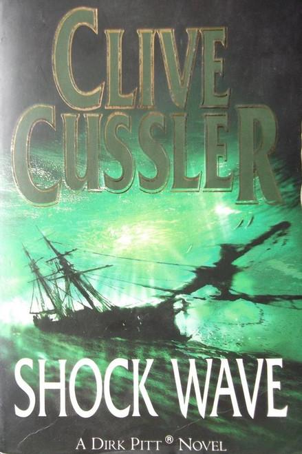 Cussler, Clive / Shock Wave
