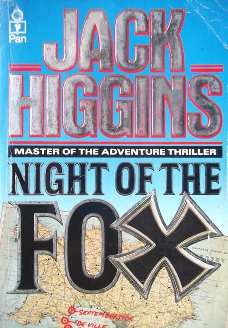 Higgins, Jack / Night Of The Fox