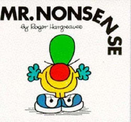Mr Men and Little Miss, Mr.Nonsense