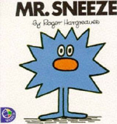Mr Men and Little Miss, Mr. Sneeze