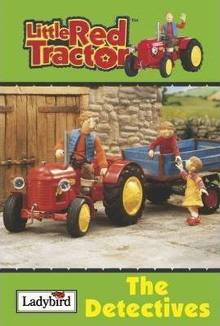 ladybird / Little Red Tractor: The Detectives