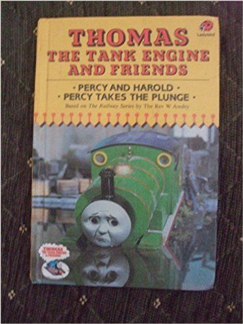 ladybird / Thomas the Tank Engine & Friends: Percy and Harold