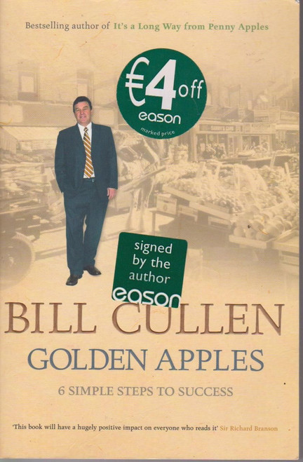 Bill Cullen / Golden Apples (Signed by the Author)
