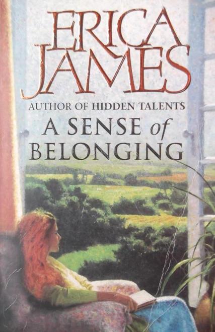 James, Erica / A Sense Of Belonging
