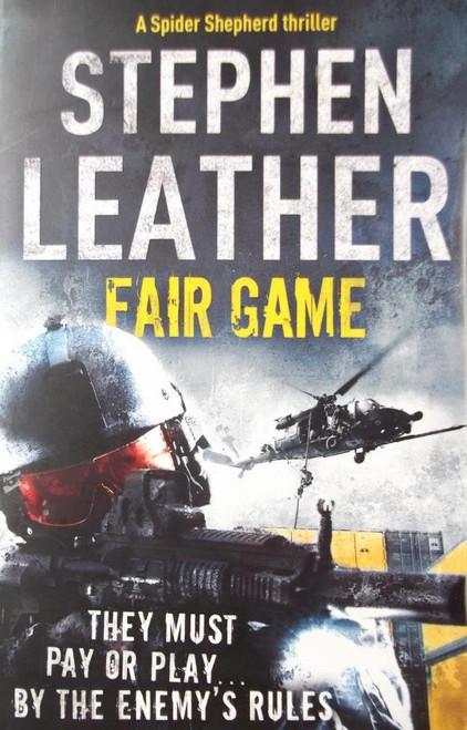 Leather, Stephen / Fair Game