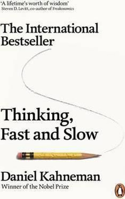Kahneman, Daniel / Thinking Fast and Slow
