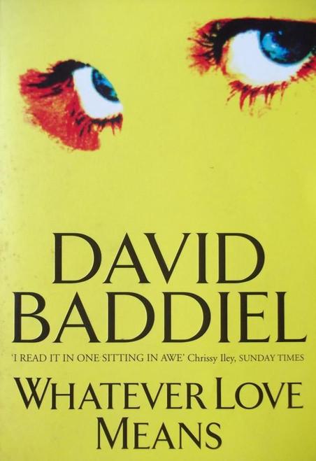 Baddiel, David / Whatever Love Means