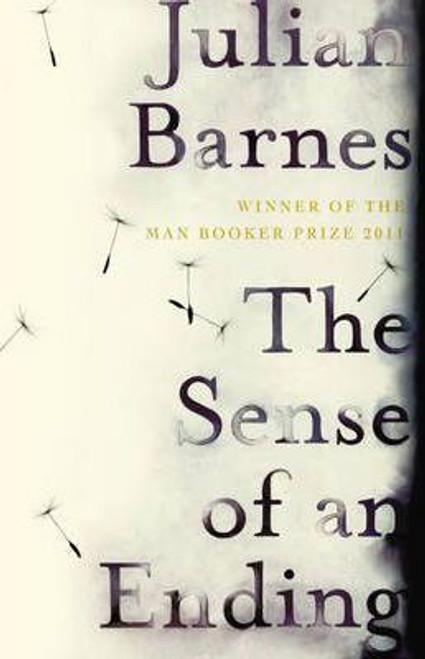 Barnes, Julian / The Sense of an Ending (Hardback) - Booker Prize Winner 2011