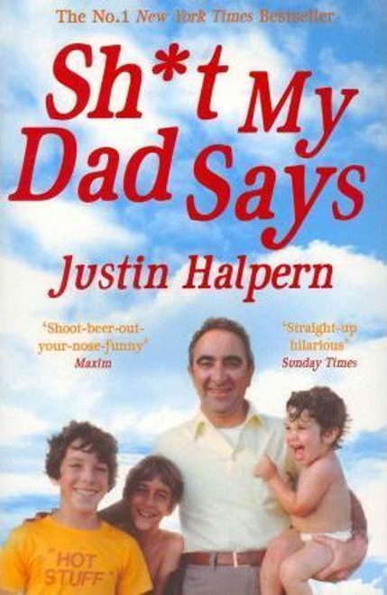 Halpern, Justin / Shit My Dad Says
