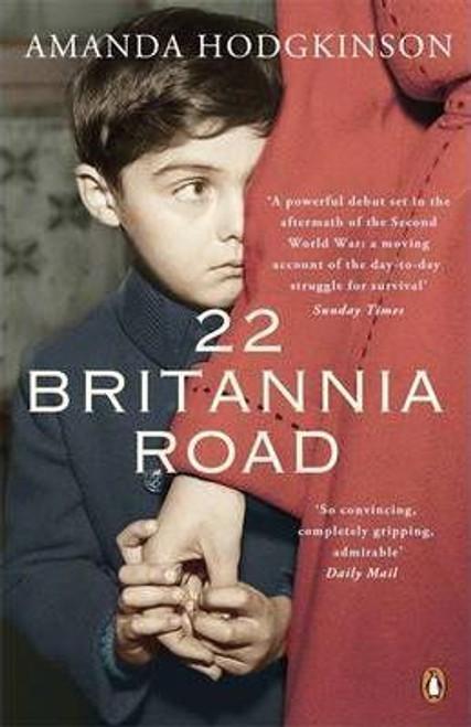 Hodgkinson, Amanda / 22 Britannia Road